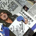 AJスタイルズ「今年も主戦場は新日本プロレス」:週刊プロレス1775号