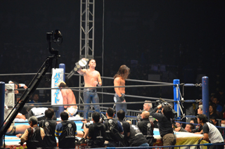 新日本プロレス2014.1.4東京ドーム観戦記
