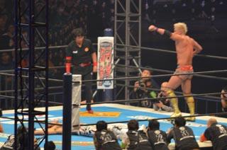 新日本プロレス2015.1.4東京ドーム観戦記