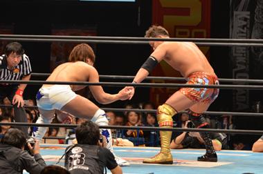 新日本プロレス2014.3.6大田区体育館観戦記