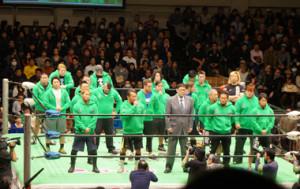 NOAH 2015.1.10後楽園ホール観戦記
