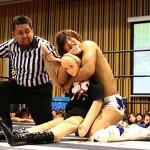 思ったよりも深イイ!新日本プロレスとDDTのチャンピオンが対決!