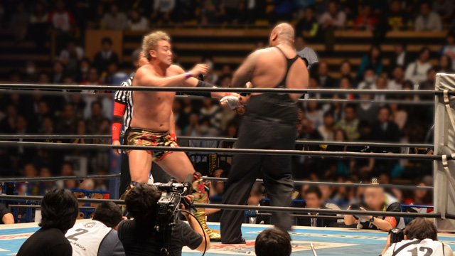 NEW JAPAN CUP2015