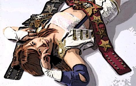 宝城カイリ、スターダムを背負うみんなのチャンピオン!