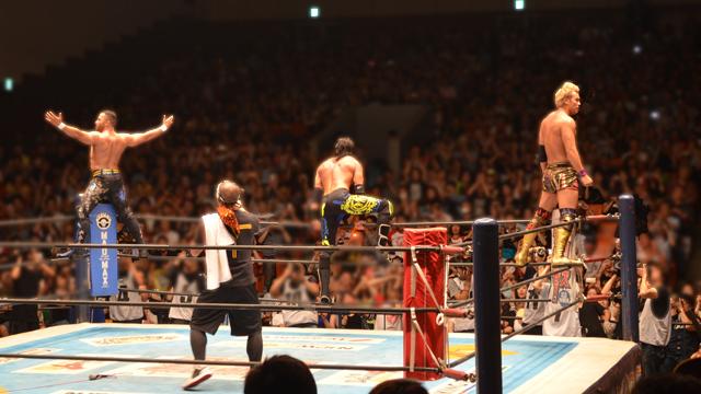 内藤哲也のヒールターンに期待した新日本プロレス後楽園