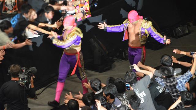 写真で見るWWE日本公演観戦記!興行の完成度が高すぎる!