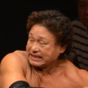 天龍源一郎が両国国技館で引退