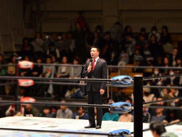 大日本プロレス後楽園ホール