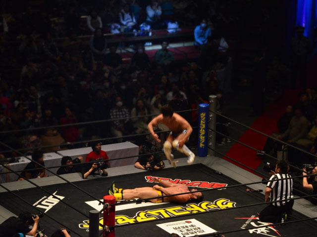 飯伏幸太プロレス復帰戦DDT両国国技館大会【飯伏プロレス研究所】