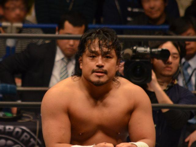 新日本プロレスニュージャパンカップ2016後藤洋央紀