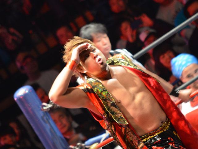新日本プロレスニュージャパンカップ2016YOSHIHASHI
