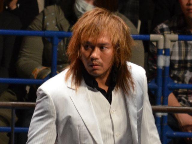 新日本プロレスニュージャパンカップ2016内藤哲也