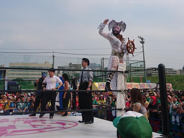 ももいろクローバーZ横浜