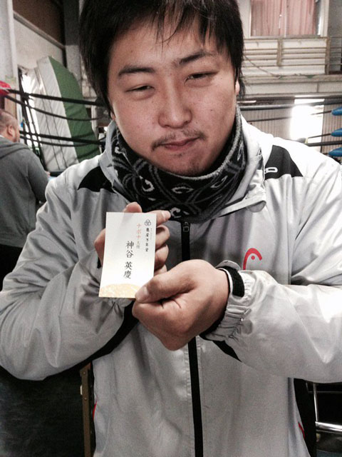 大日本プロレス神谷英慶!BJWのストロングヘビー級を支える若き王者
