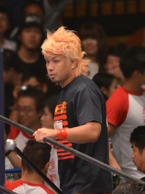 YOSHI-HASHI選手