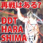 棚橋弘至とHARASHIMAの遺恨劇が再燃!リアルな団体代理戦争