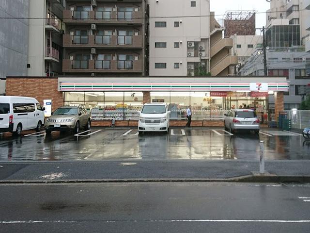 セブンイレブン横浜不老町1丁目店