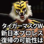飯伏幸太【新日本プロレス復帰】の可能性は?タイガーマスクW参戦から考える