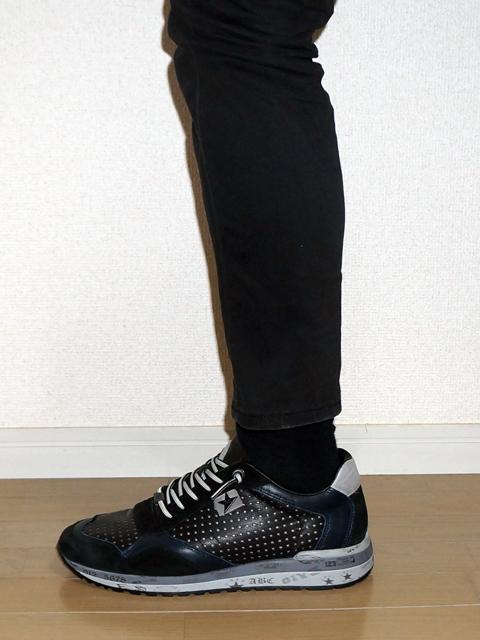 男の厚底靴:Cetti(セッティー)