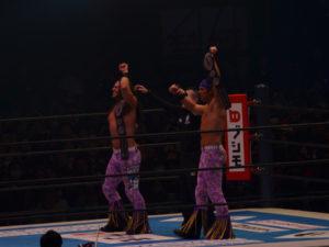 新日本プロレス東京ドーム2018ヤングバックス