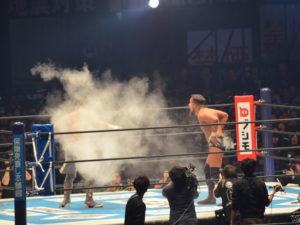 新日本プロレス東京ドーム2018マーティー・スカル