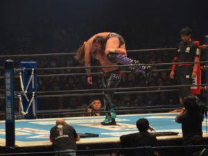 新日本プロレス東京ドーム2018ケニー・オメガ Kenny Omega