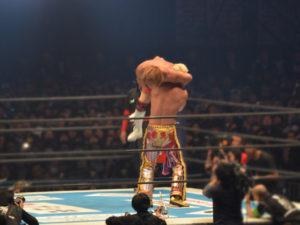 新日本プロレス東京ドーム2018内藤哲也