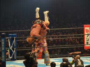 新日本プロレス東京ドーム2018オカダ・カズチカ