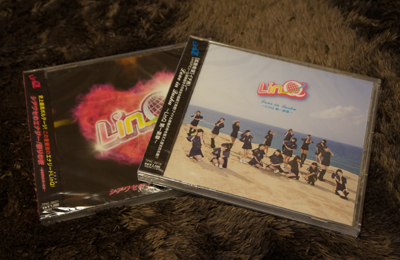 LinQのCD