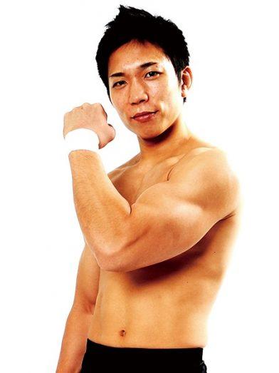 小松洋平選手(引用:新日本プロレス)