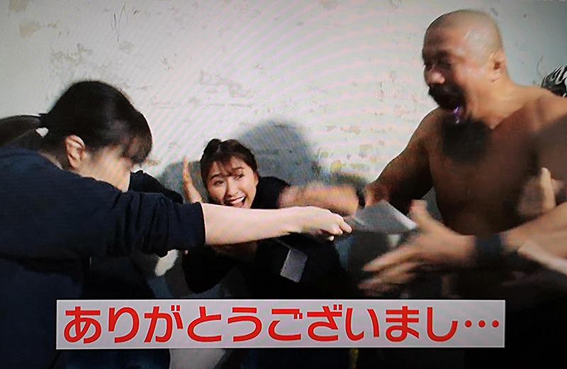 飯塚高史さんが最後のテレビ出演?ももクロChanに登場!夏菜子は無事に感謝の言葉を読み上げられるか!?