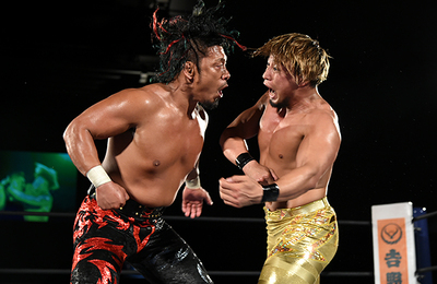 素人が新日本プロレス広島大会ジュニアタッグ選手権を見た