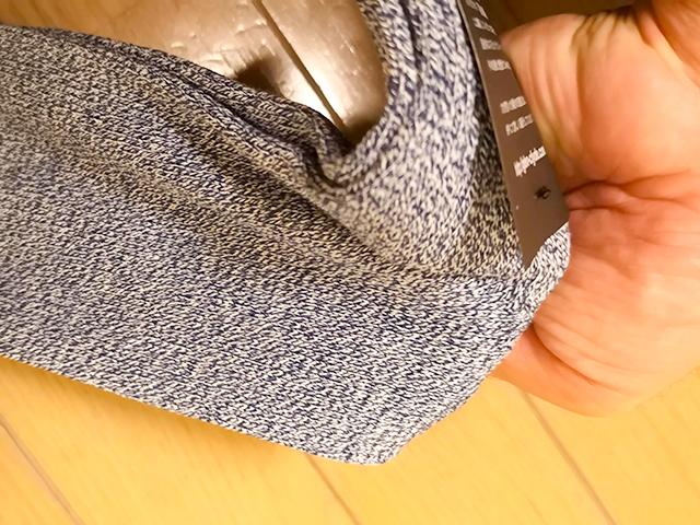 【穴が空いても大丈夫】永久交換保証の靴下「LONG LIFE」を履いてみた
