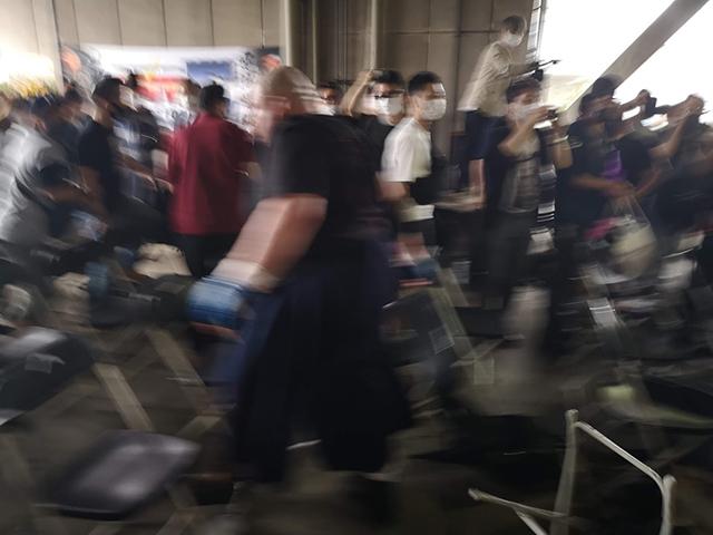 大仁田厚、鶴見青果市場でFMWEを旗揚げ